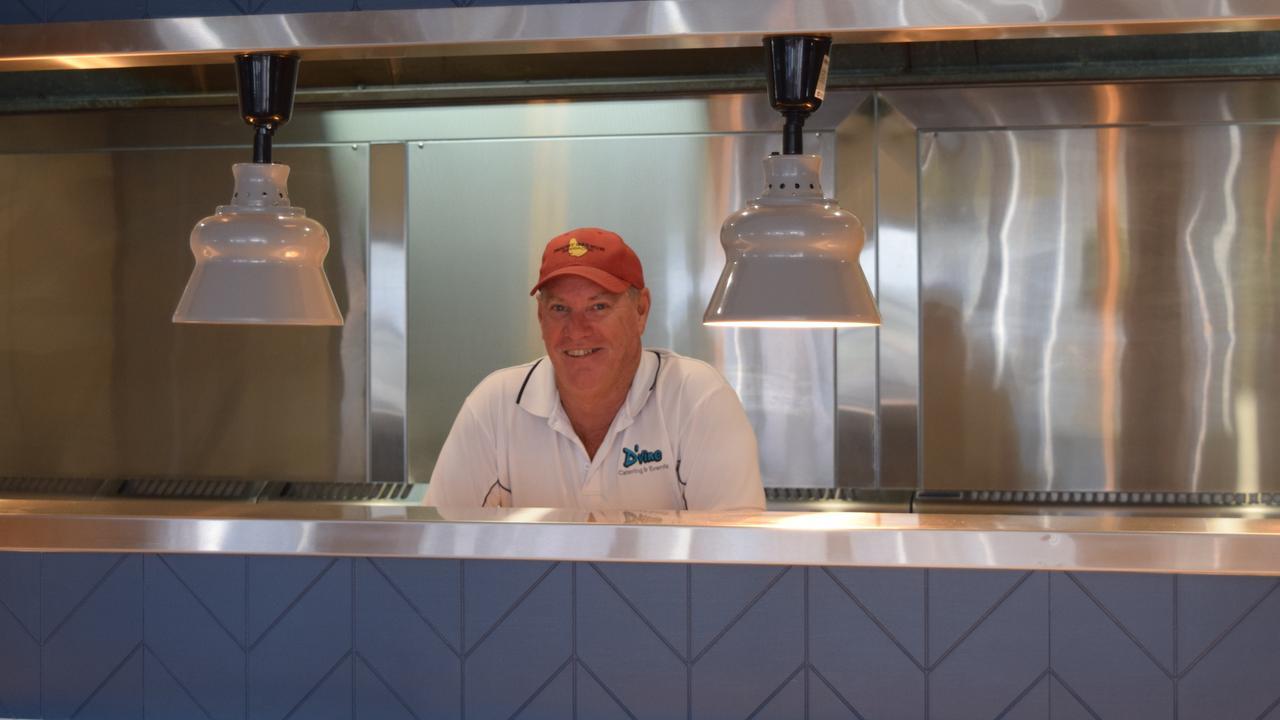 Fish D'vine owner Kevin Collins.
