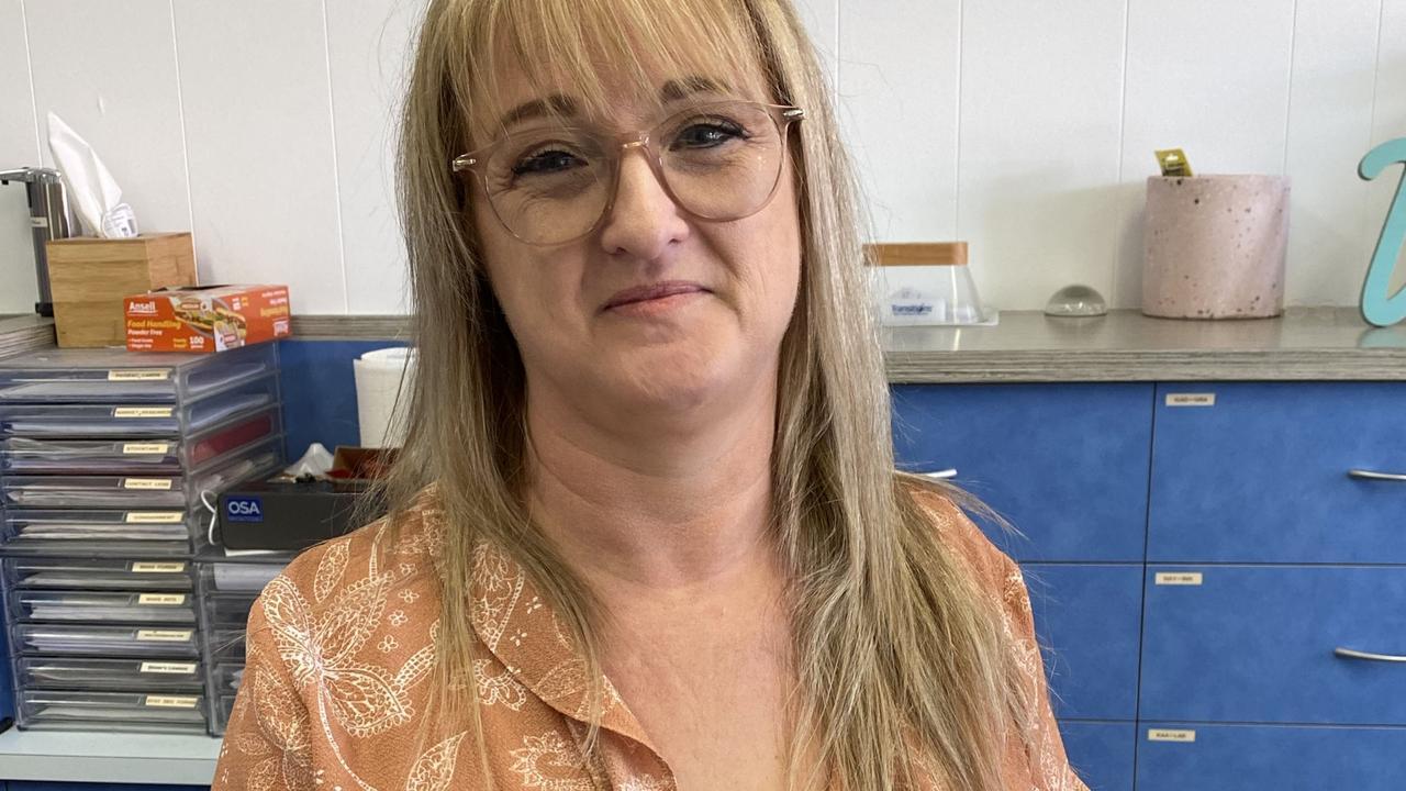 Leah Keery. Photo: Gold Coast Bulletin