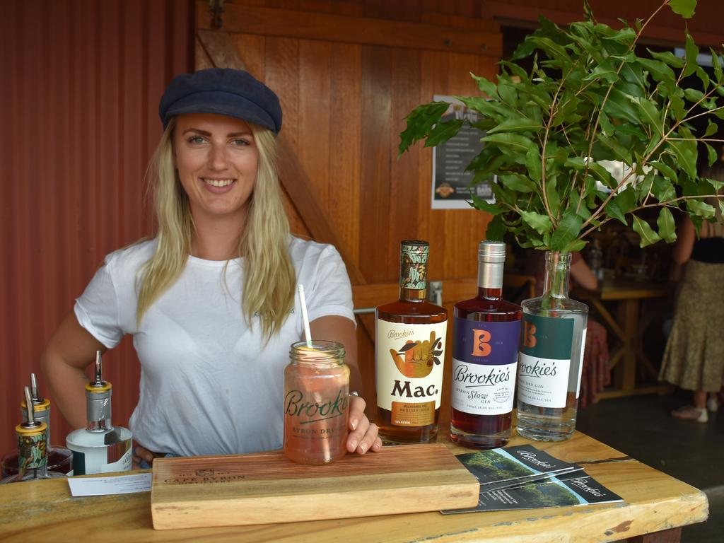 Cape Byron Distilling's Brookie's Gin is one of the most popular craft spirits on offer.