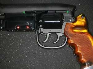 Minimum sentence for 'fake gun' fear-mongering