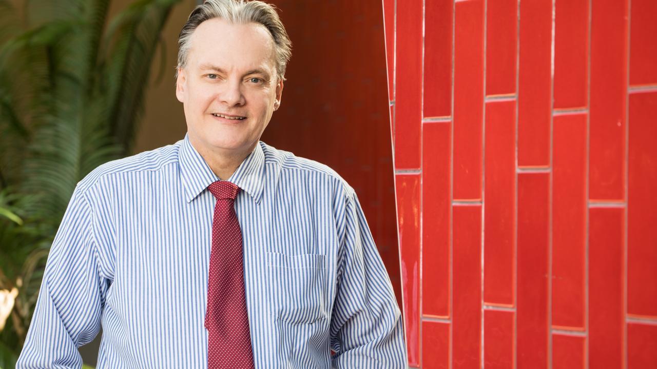 Griffith University political expert Dr Paul Williams