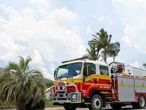 Fire pit causes Burua bushfire