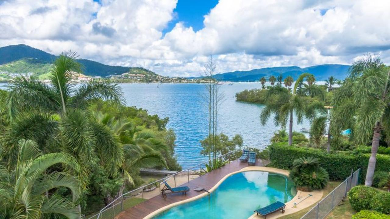 REAL ESTATE: This property at 371 Mandalay Rd, Airlie Beach, was on the market this year.