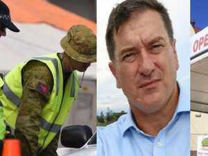 Today's headlines: Second border hopper caught, Llew on JobSeeker