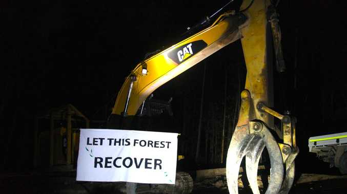 Forestry Corp counters claim of habitat destruction