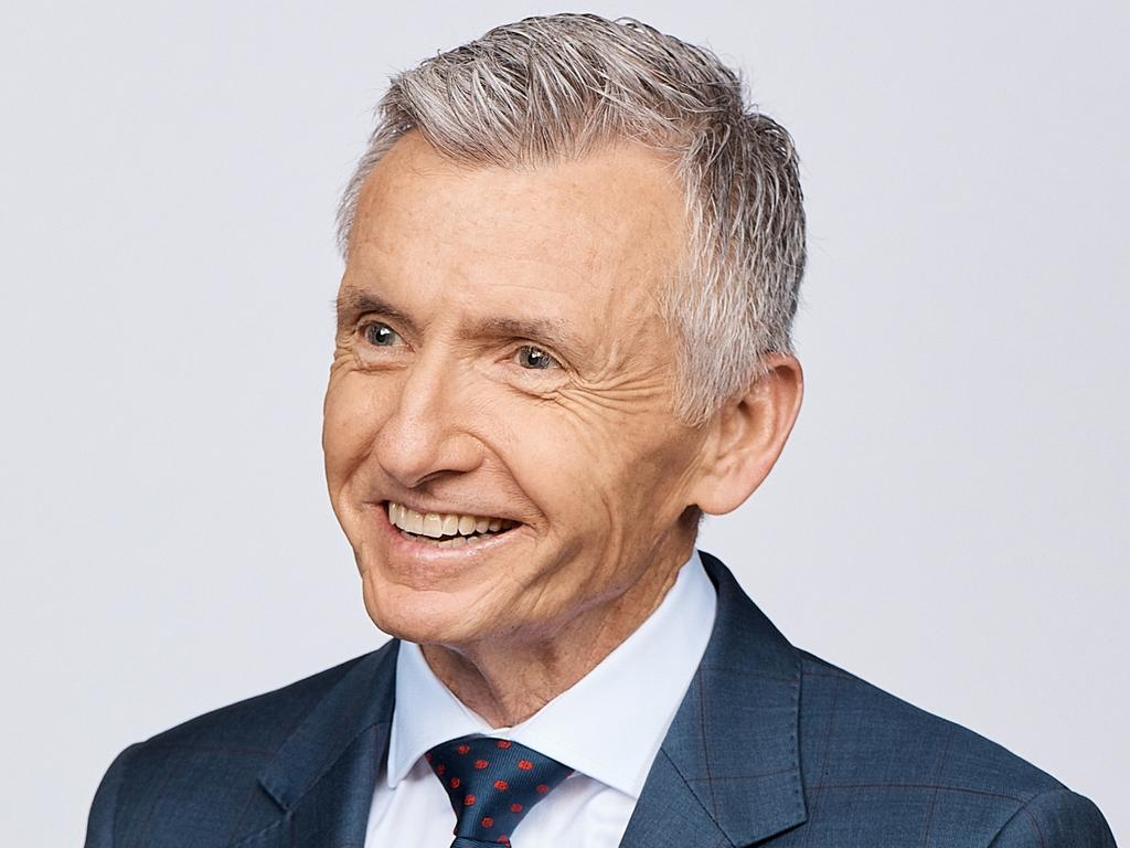 Bruce McAvaney has worked at every Summer Games since 1984. Picture: Supplied