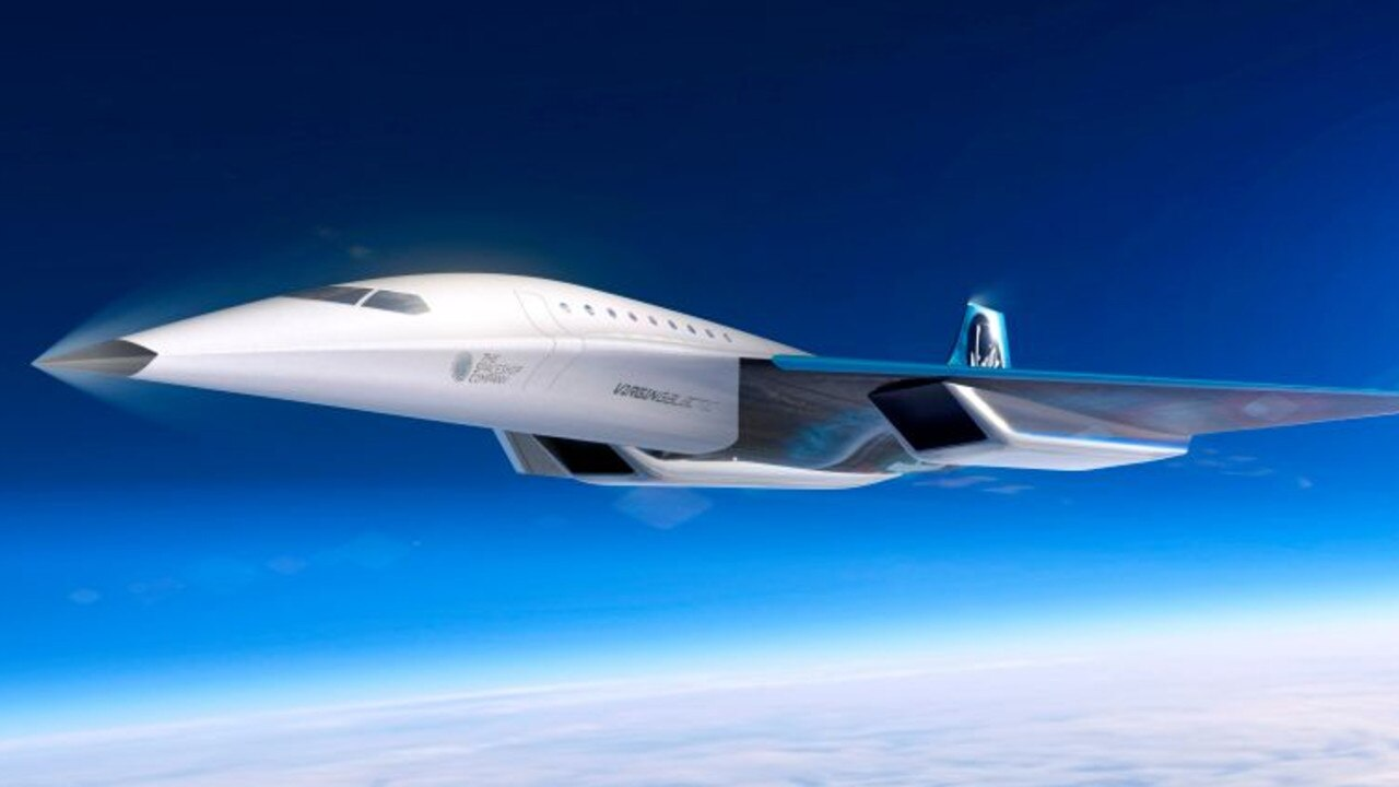 Virgin Galactic has not set a date for when it expects to build a fully functioning version of the aircraft.