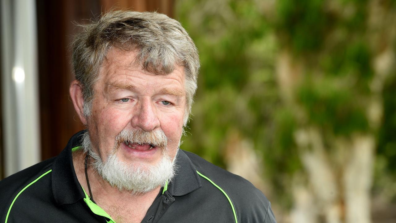 Joeys Mini World Cup tournament director Heinrich Haussler. Photo: File