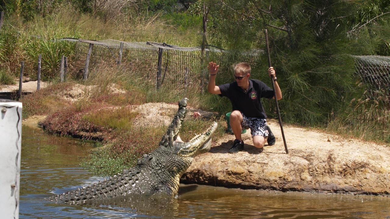 Koorana Crocodile Farm is mourning the loss of star attraction, Buka.