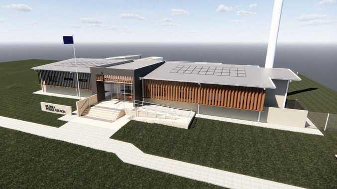 REVEALED: Blueprints for Biloela's new $3.5M cop shop