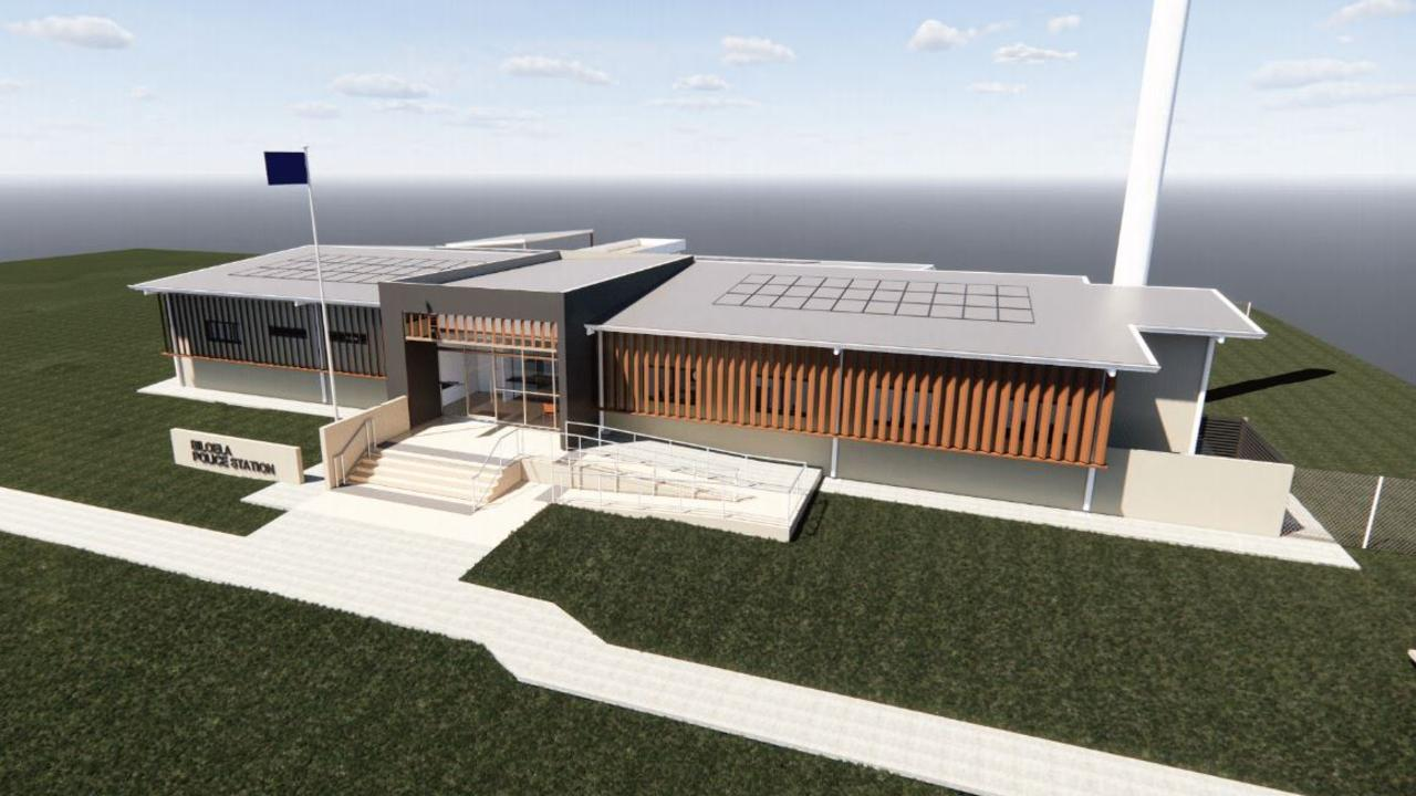 REVEALED: The design of Biloela's new $3.5 policing facility have been made public.