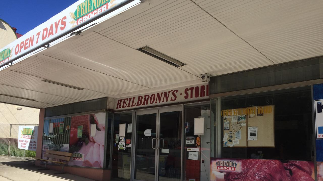 Gympie Friendly Grocer (known in the region as Heilbronn's).