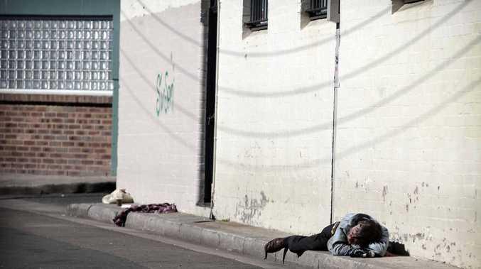 Veteran homeless stats 'a national disgrace'