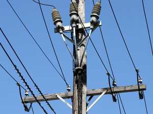 584 homes without power after equipment failure