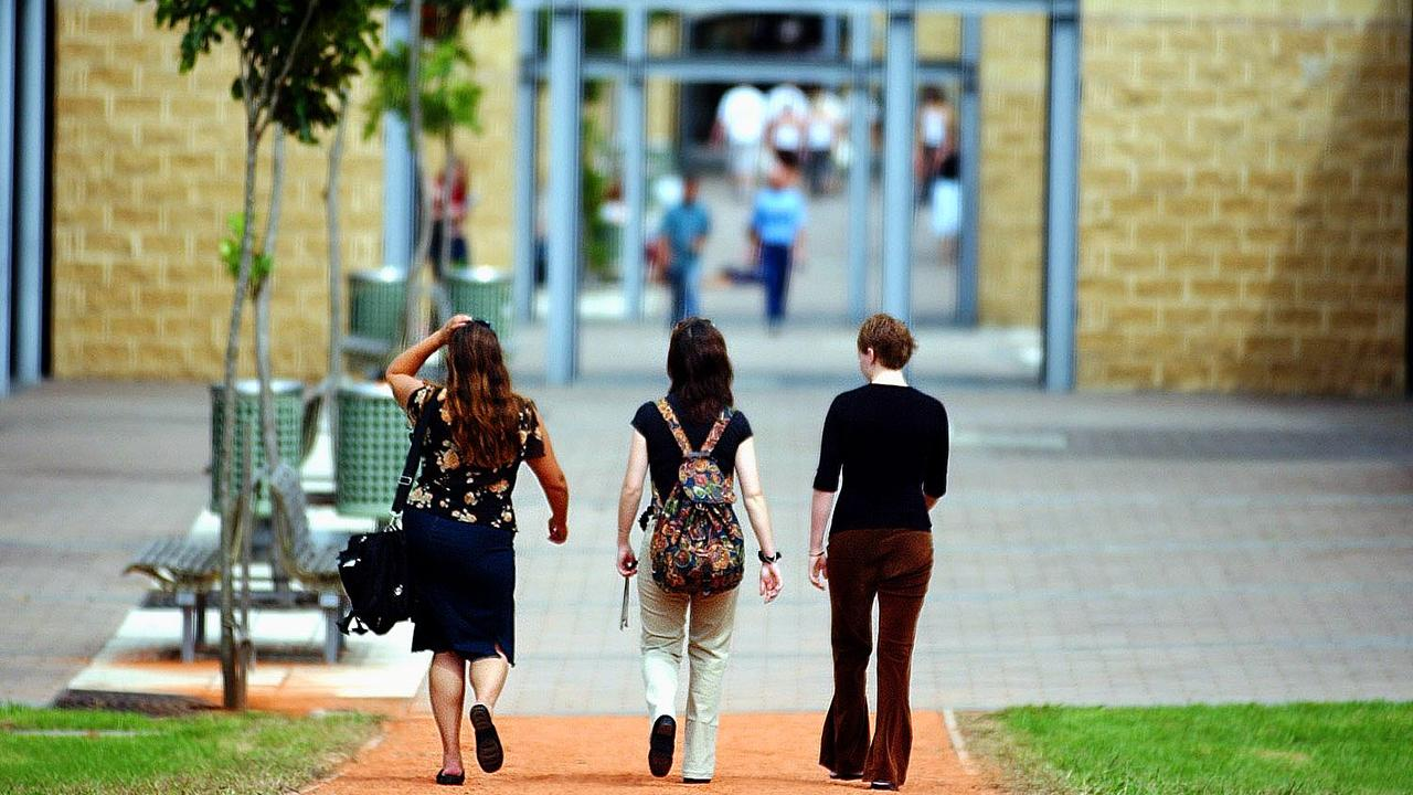 Domestic enrolments at CQ University have surged by 52 per cent.