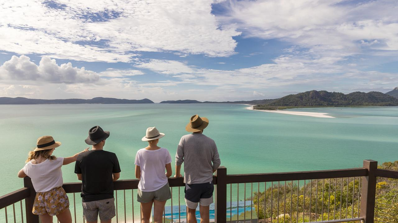 Tourism organisations have issued a passionate plea to Premier Annastacia Palaszczuk to provide support to the struggling Whitsundays tourism industry. Picture: Tourism Whitsundays