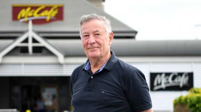 Central Queensland fast food king moves on after 45 years