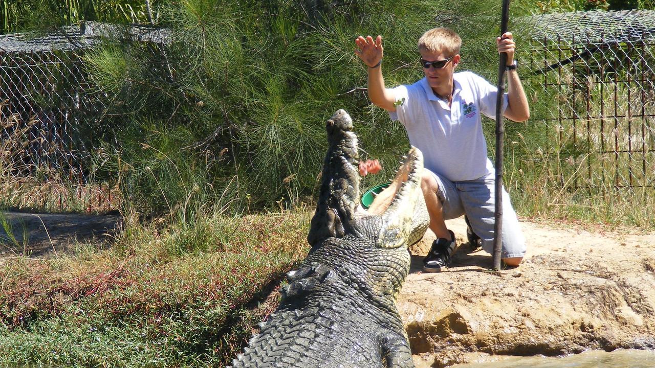 After 36 years as a resident at Koorana Crocodile Farm, male croc Buka has died.