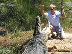 Star crocodile dead at 90 years of age