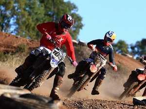 Emerald motocross club day