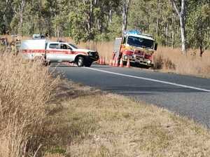 Tragedy as mum and son killed in Calliope crash