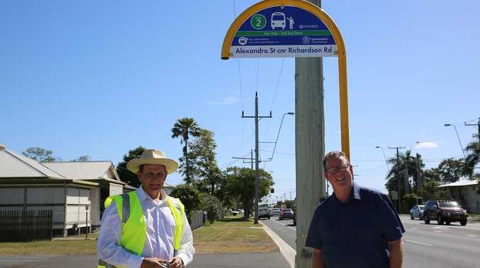 NEW BUS STOPS: See the full list of locations here
