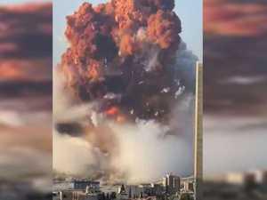 Aussie one of dozens killed as deadly blast rocks Beirut