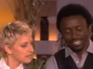 Ellen's co-star speaks out against show