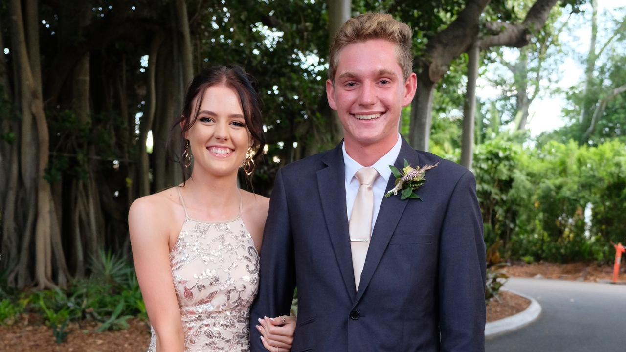 RGS Formal: Mikaela Bettridge and Lucas Johnson.