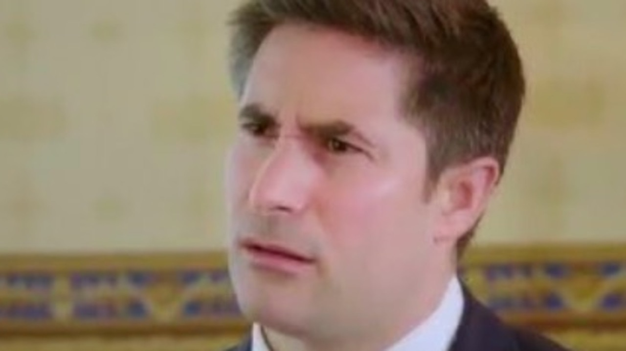 Jonathan Swan's interview with the US President has gone viral around the world.