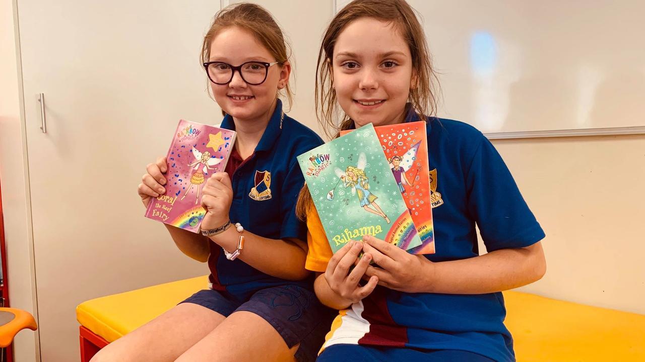 Hallie Page and Avie Mackay love their books