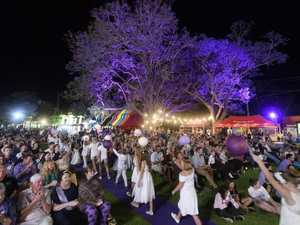 Sad resignation to Jacaranda Festival decision