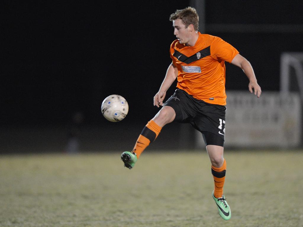 Buderim's Jed Malin has scored five goals in three games this season. Photo: John McCutcheon