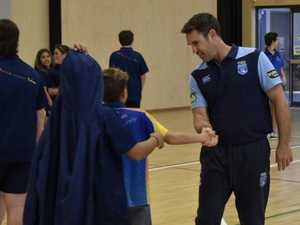 Rugby League stars visited Northern Rivers