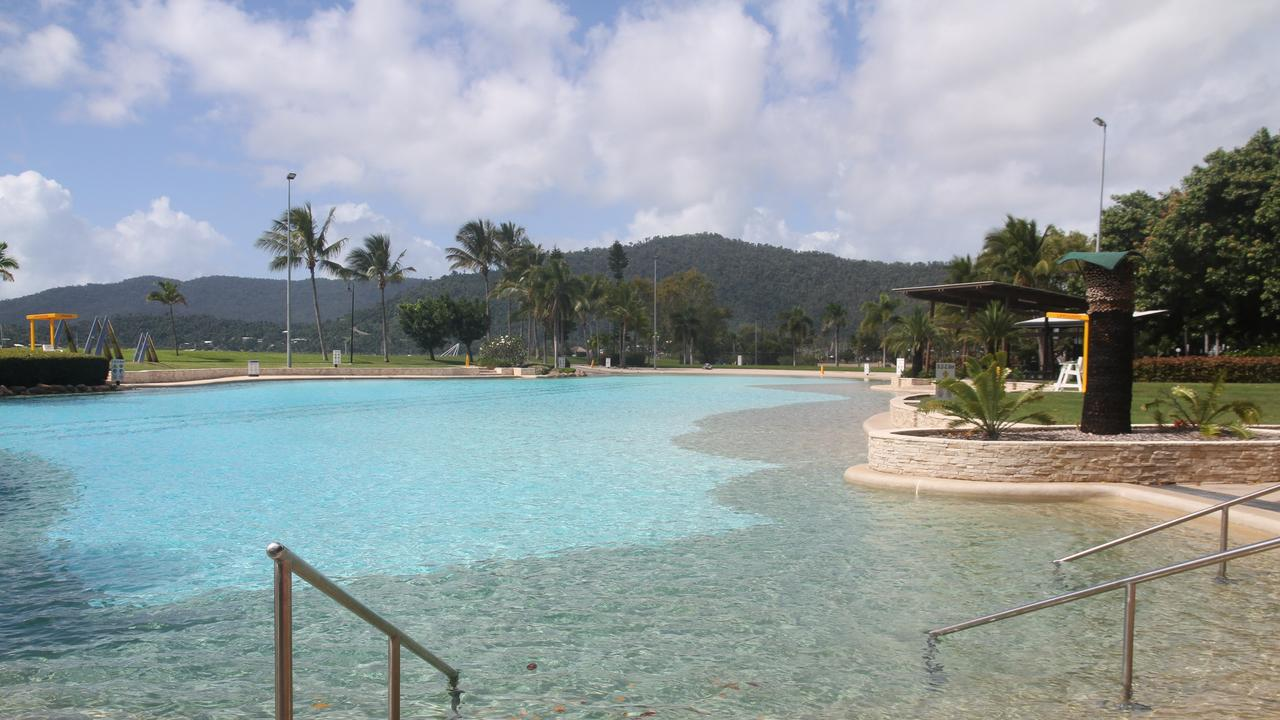 Free parking at the Airlie Beach Lagoon will come to an end next week. Picture: Deborah Friend