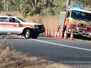 Mother and son identified after tragic Calliope crash