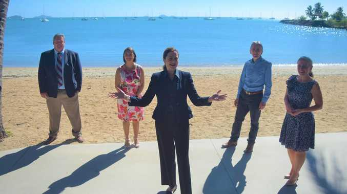 Premier's office responds to Whitsundays' passionate plea