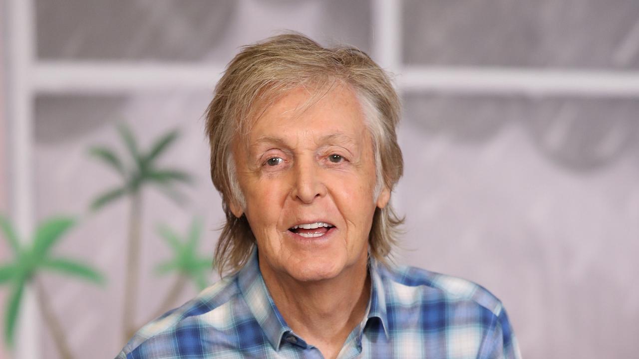 Paul McCartney. Picture: Mike Marsland/WireImage