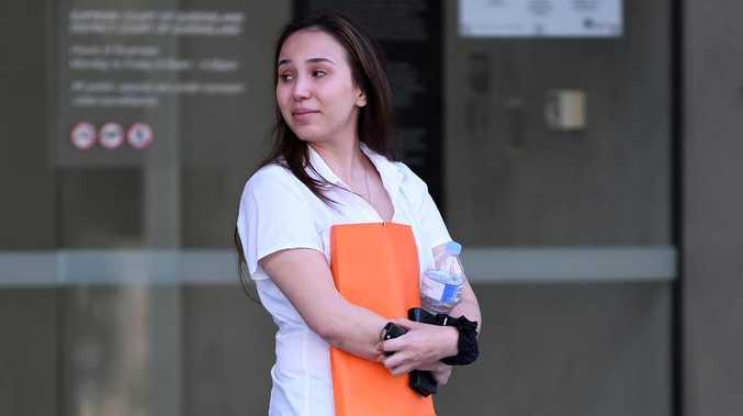 Sugar baby set honey trap to extort her Brisbane 'daddy'