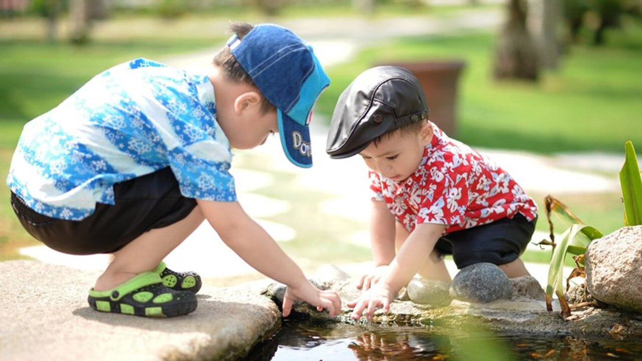 WATER WONDER: The proposed Noosa hinterland adventure playground is planned to include nature-based water features.