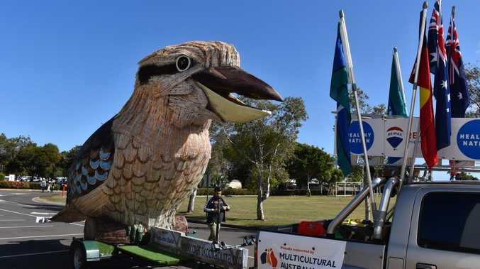 FULL LIST: Where to find giant Laughing Kookaburra in Rocky