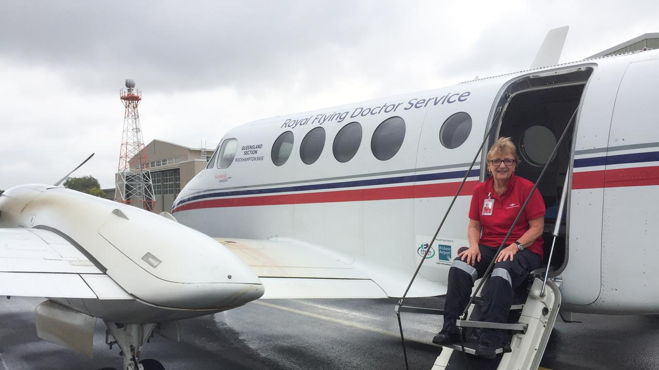 Royal Flying Doctor Service (Queensland Section) Flight Nurse Lois Lanyon has called time on a long and well-travelled nursing career spanning almost 50 years.
