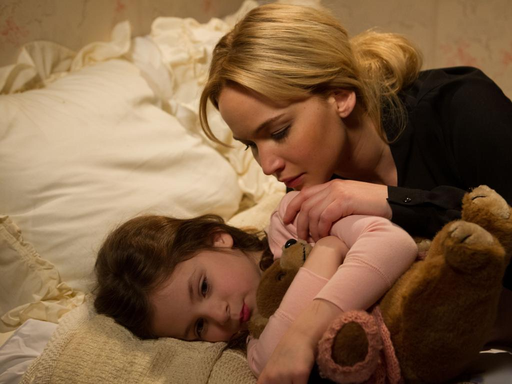Jennifer Lawrence dazzles as a mum who makes it in the world of big business in Joy.