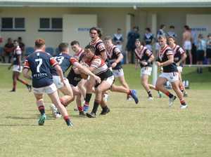 Kirwan State High School defeated St Patrick's