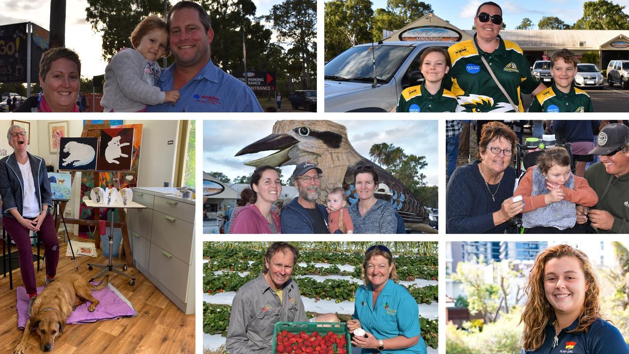 Things that made us smile in Bundaberg this week.