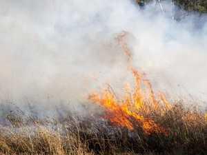 Fire season preparations leave city under cloud