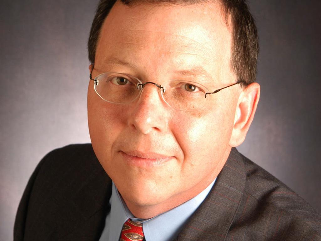 Terrorism analyst Professor Robert Pape. Picture: Supplied