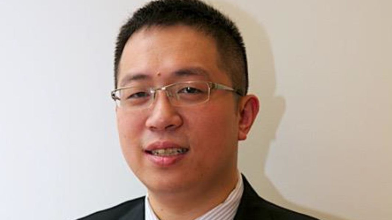 Dongfang chairman and majority shareholder Hongwei Cai. Picture: Dongfang Modern