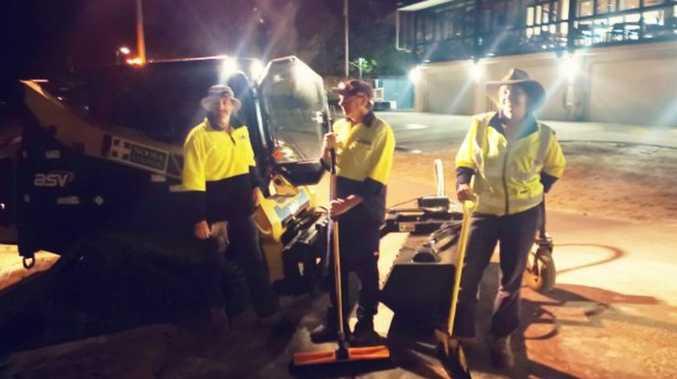 No trash talk: Council comes clean on local services