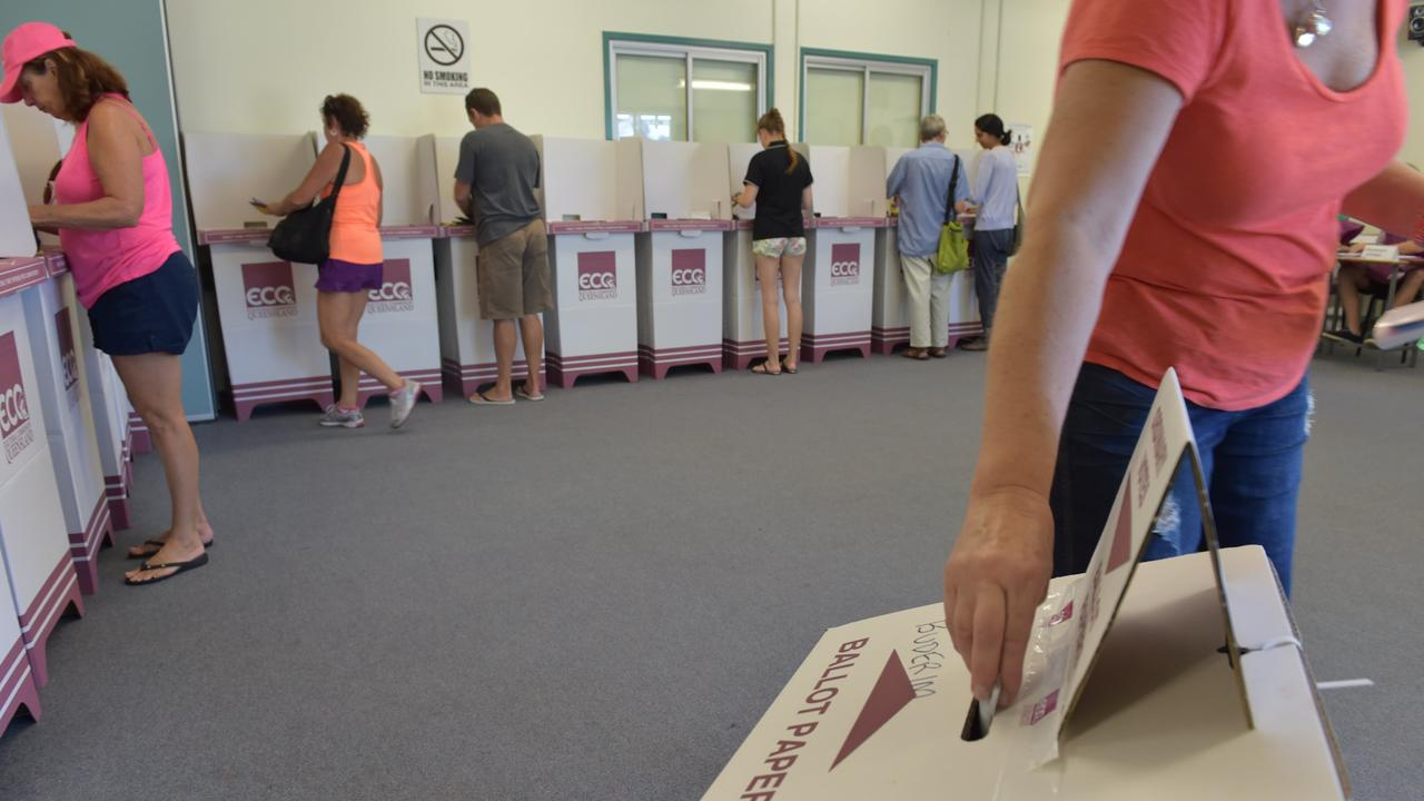 Readers react to possible local election fines. Photo: File
